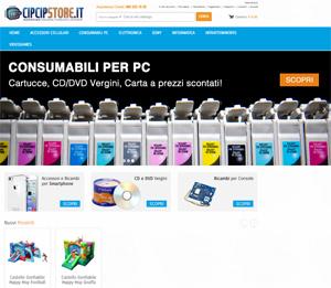 cipcipstore vendita prodotti elettronici