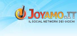joyamo un social network specializzato in giochi