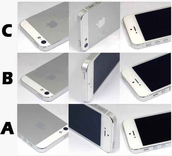 La differenza tra grado A, B e C nei telefoni ricondizionati
