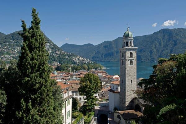 Arrivare a Lugano dall'Italia: qual è il mezzo migliore?