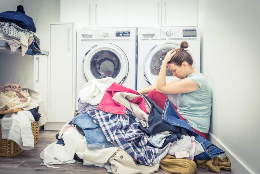 Come lavare calze e collant in lavatrice