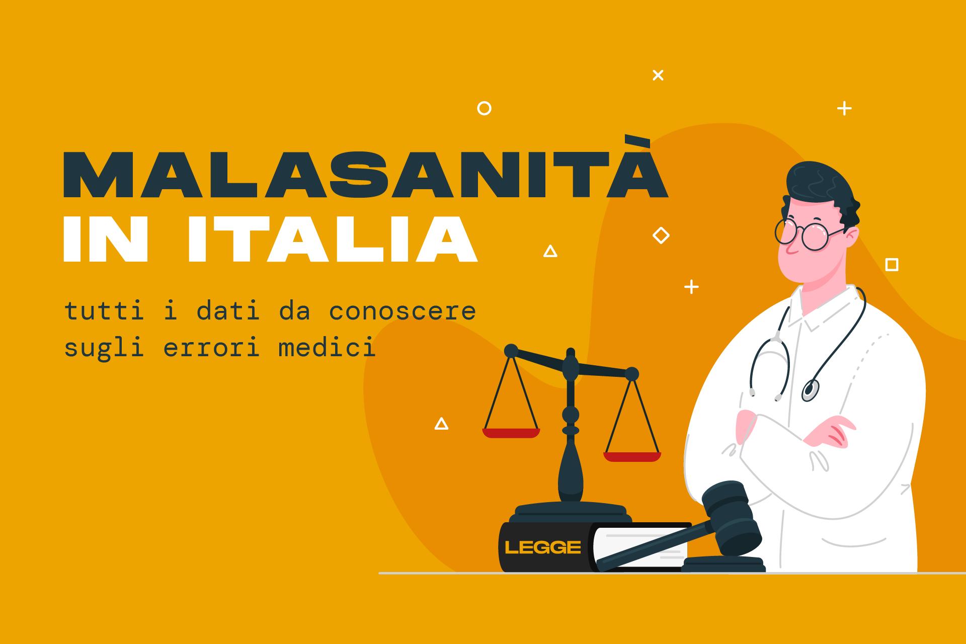 Errori medici in Italia, tutta la verità sui costi della malasanità