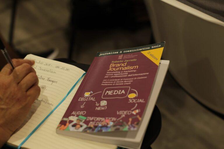 Professione Brand Journalist: nuove opportunità per i professionisti dell'informazione
