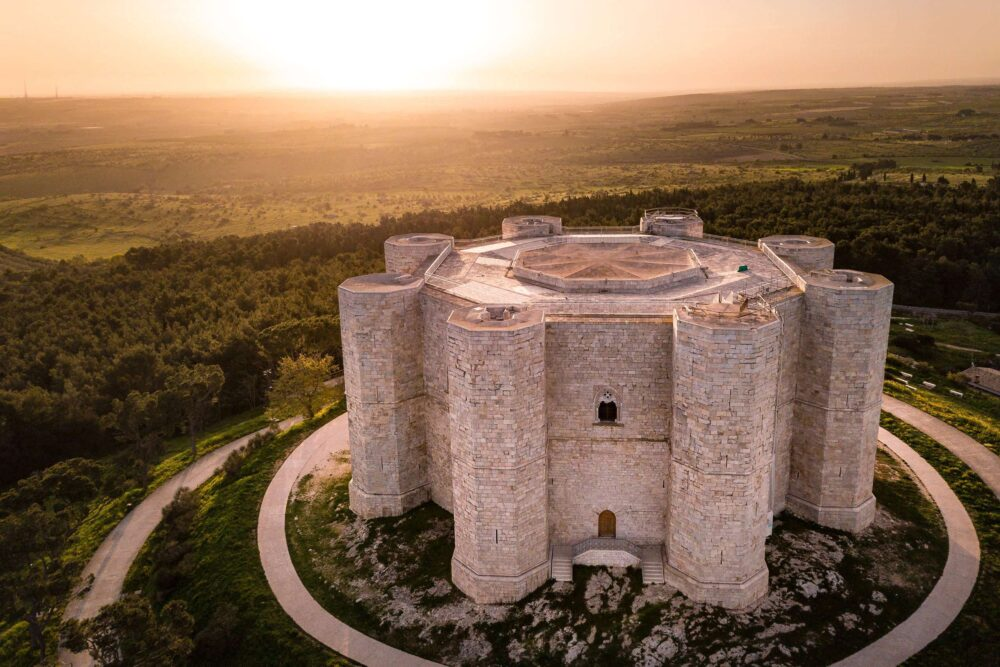 I siti patrimonio dell'UNESCO della Puglia