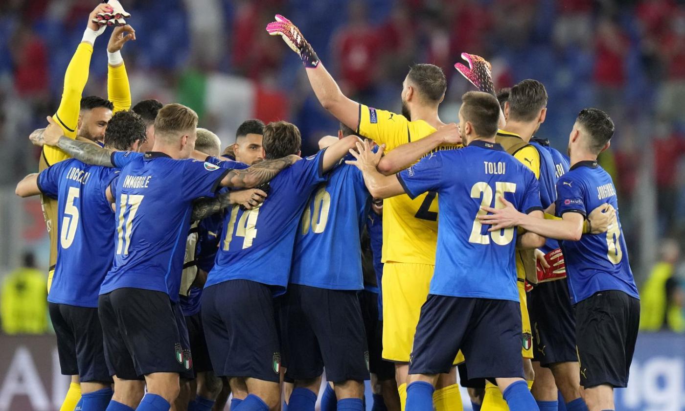 Forza Italia, notti magiche e vittorie si aspetta tutta la nazione.